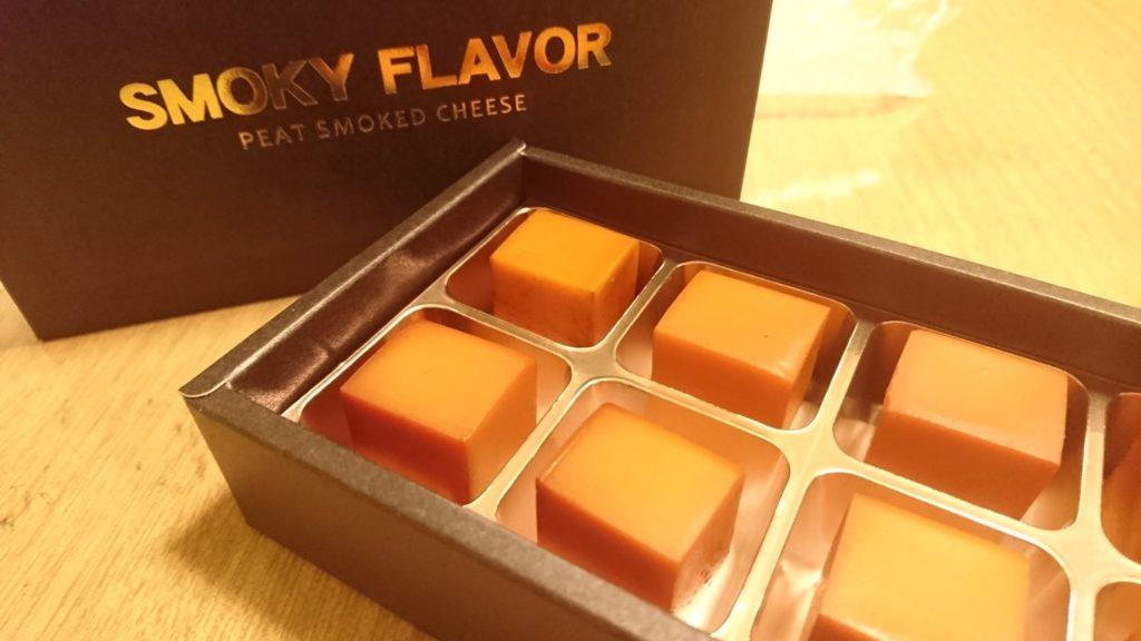 スモーキーフレーバーチーズ
