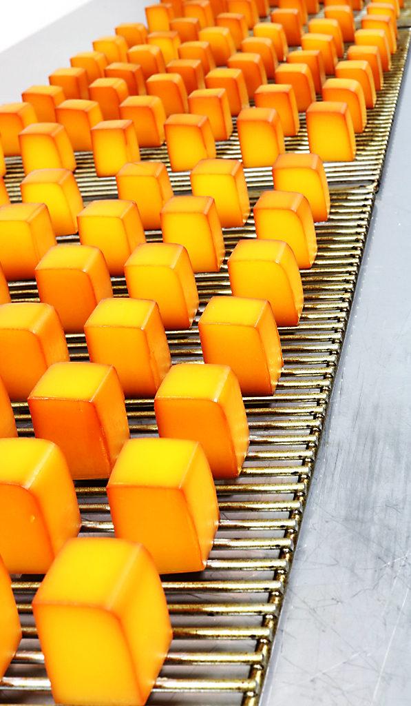 ピート燻製チーズの作り方