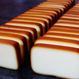 切れているスモークチーズ