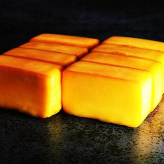 燻製チーズブロック